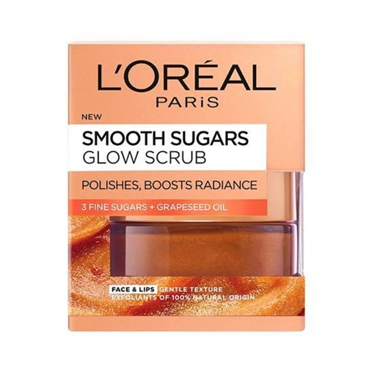 L'Oreal Paris Sugar Glow Face Scrub 50ml