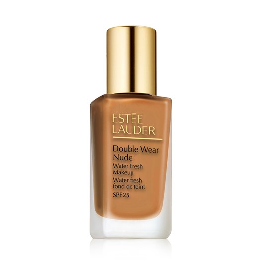Estee Lauder Double Wear Nude Water Fresh Makeup SPF 25 Rich Ginger - 5N1
