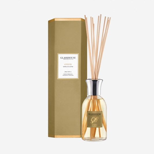 Glasshouse Kyoto 250ml Fragrance Diffuser