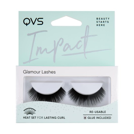 Qvs Natural Look Lashes - Impact