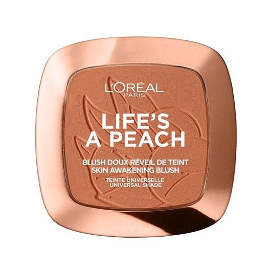 L'Oreal Paris Wakeup And Glow Blush 01 Peach