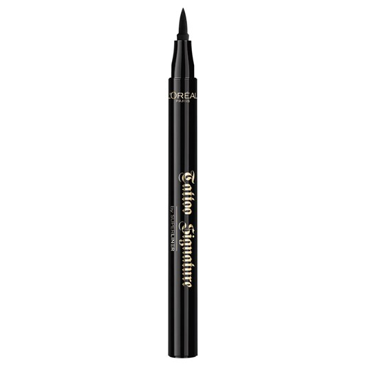 L'Oreal Paris Superliner Tattoo Signature Eyeliner - 01 Xtra Black