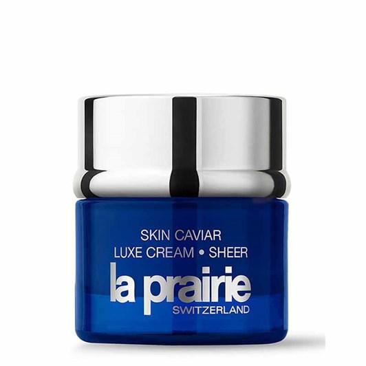 La Prairie Skin Caviar Luxe Cream L Sheer With Caviar Premier 100Ml