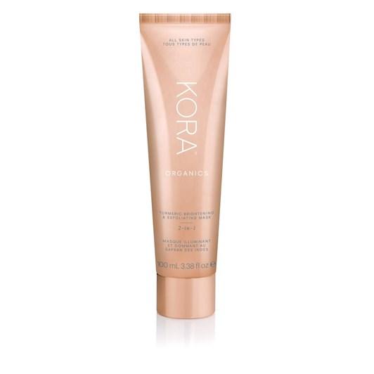 Kora Organics Turmeric Brightening & Exfoliating Mask, 2-In-1