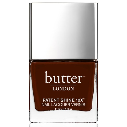 Butter London Patent Shine 10X  Rather Red