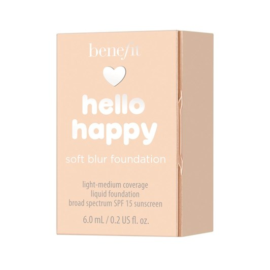 benefit Hello Happy Soft Blur Foundation Mini Size