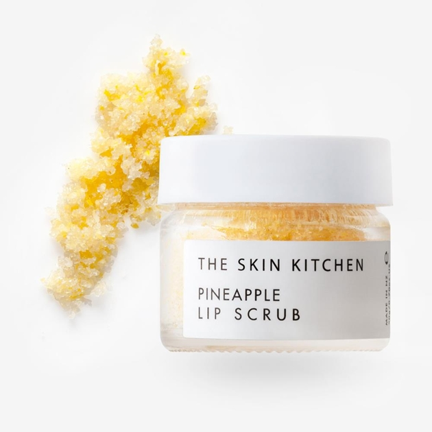 The Skin Kitchen Pineapple Lip Scrub -