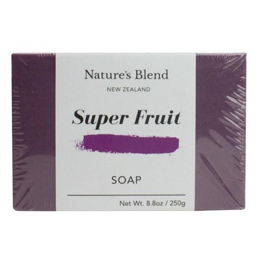 Natures Blend Superfruit Soap Bar