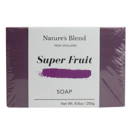 Natures Blend Superfruit Soap Bar