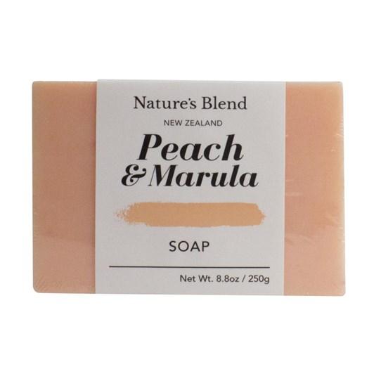 Natures Blend Peach & Marula Soap Bar