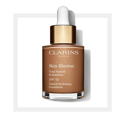 Clarins Skin Illusion Foundation 115 Cognac