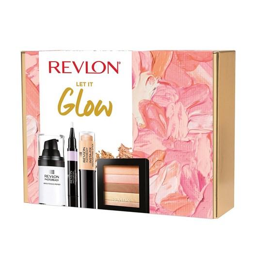 Revlon Let It Glow Gift Set