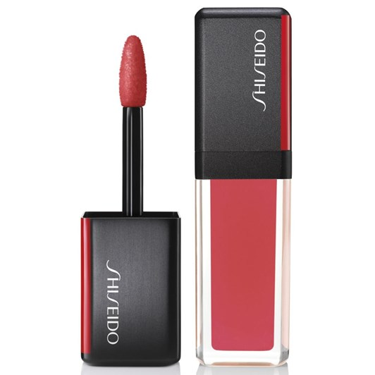 Shiseido Lacquerink Lipshine 306 Coral Spark