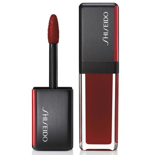 Shiseido Lacquerink Lipshine 307 Scarlet Glare
