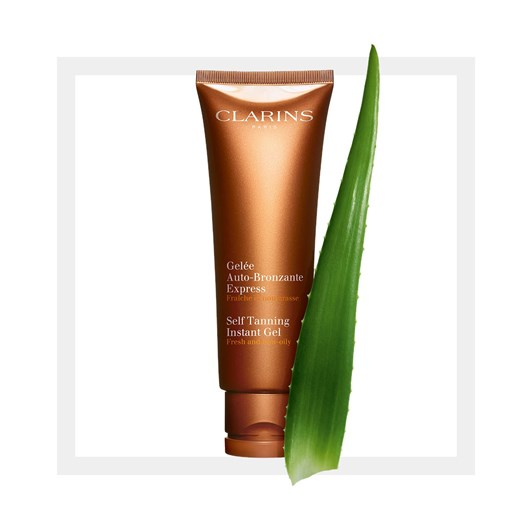 Clarins Self Tanning Instant Gel 100ml