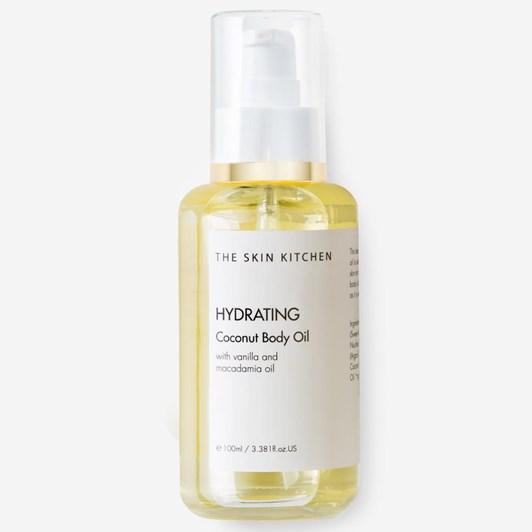 The Skin Kitchen Coconut Vanilla Body Oil