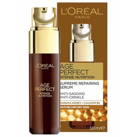 L'Oréal Paris® Age Perfect Intense Nutrition Serum 30ml