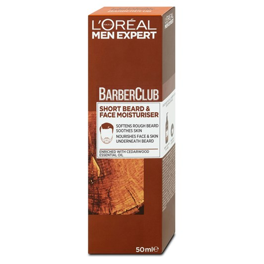 L'Oreal Paris Men Expert Barber Club 3 Day Beard & Face Care 50ml