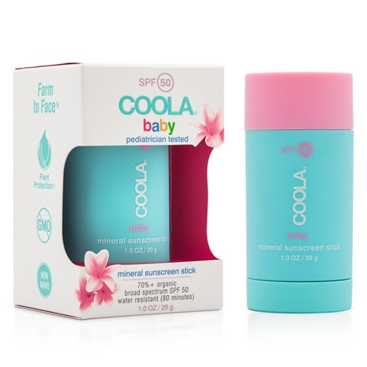 Coola Mineral Baby Organic SPF50 Stick