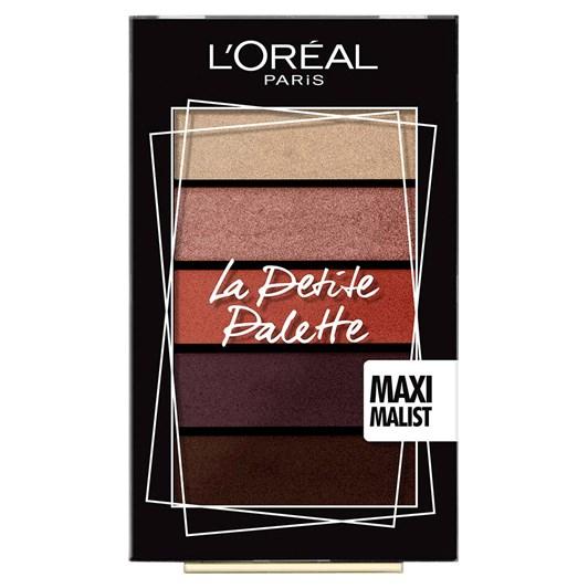 L'Oreal Paris La Petite Palette Nude Essentials 01 Le Marais