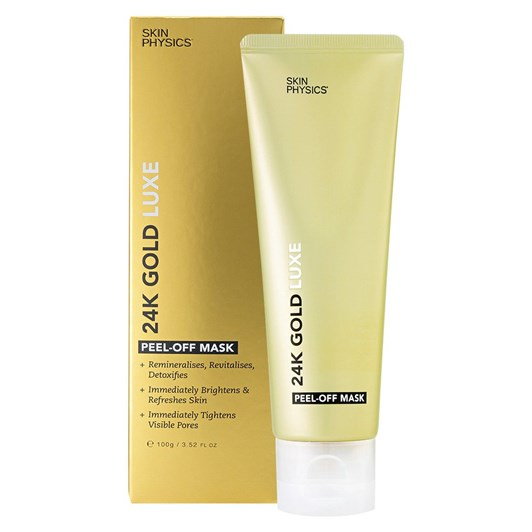Skin Physics 24K Gold Luxe Peel Off Mask