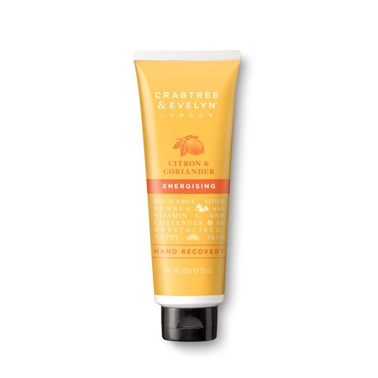 Crabtree & Evelyn Citron  & Coriander Hand Recovery 100g