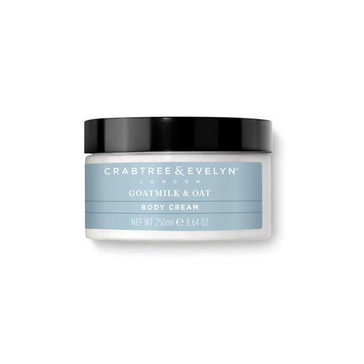 Crabtree & Evelyn Goatmilk & Oat Body Cream 250ml