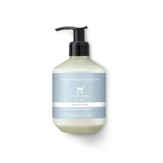Crabtree & Evelyn Goatmilk & Oat Hand Wash 250ml
