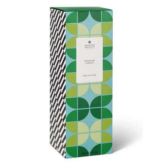Crabtree & Evelyn Windsor Forest Diffuser 200ml