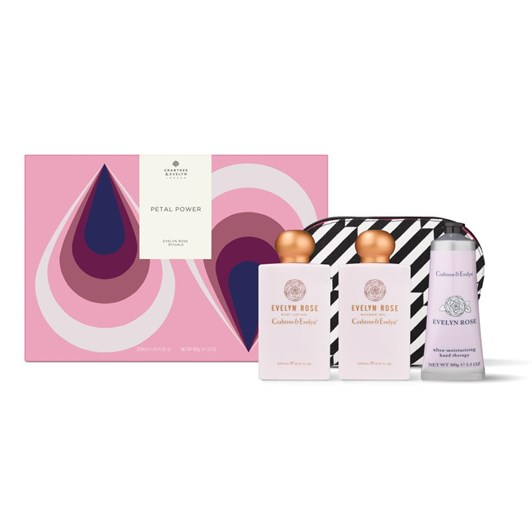 Crabtree & Evelyn Petal Power Evelyn Rose Rituals