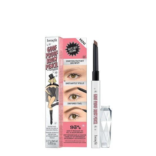 benefit  goof proof eyebrow pencil mini shade 05