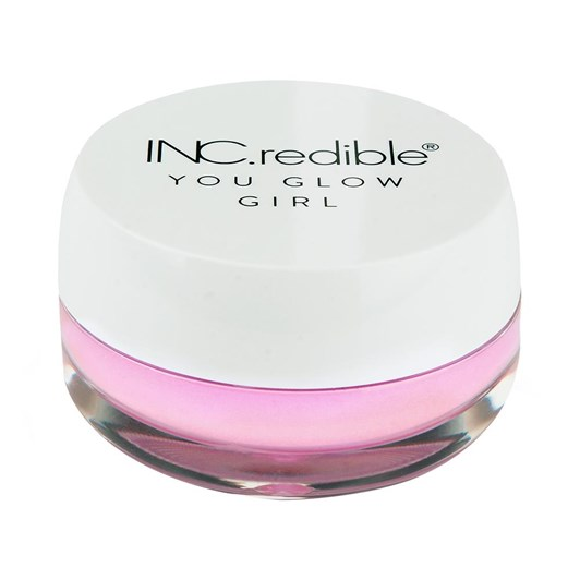 INC.redible Flocking Fabulous You Glow Girl