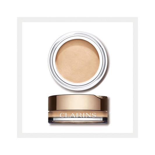 Clarins Velvet Eye Shadow 01 nude
