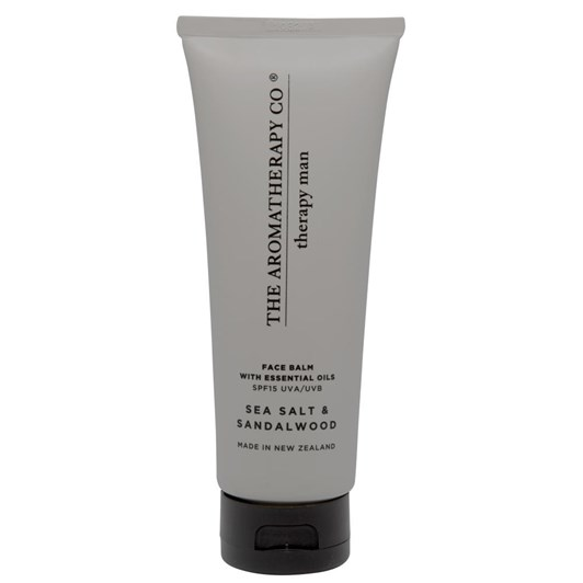 The Aromatherapy Co Therapy® Man Face Balm - Sandalwood & Sea salt