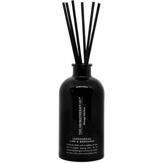 Therapy Kitchen Diffuser 250ml Lemongrass Lime and Bergamot