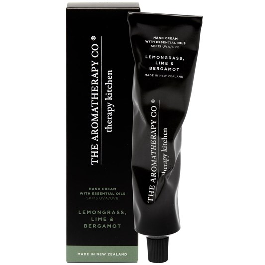 Therapy Kitchen Hand Cream 75ml Lemongrass Lime and Bergamot