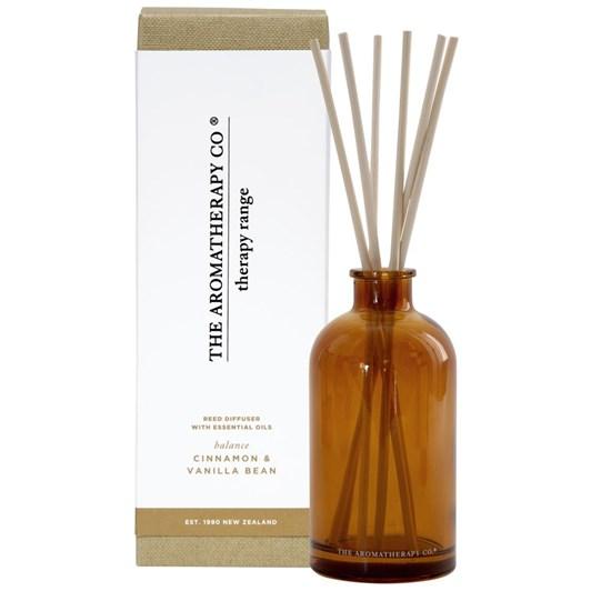 Therapy Diffuser Balance 250ml  Cinnamon Vanilla Bean