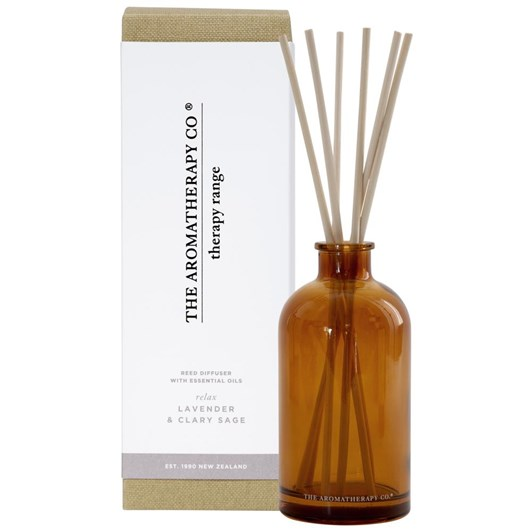 The Aromatherapy Co Therapy® Diffuser Relax - Lavender & Clary Sage