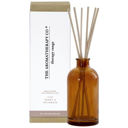 Therapy Diffuser Soothe 250ml  Peony and Petitgrain