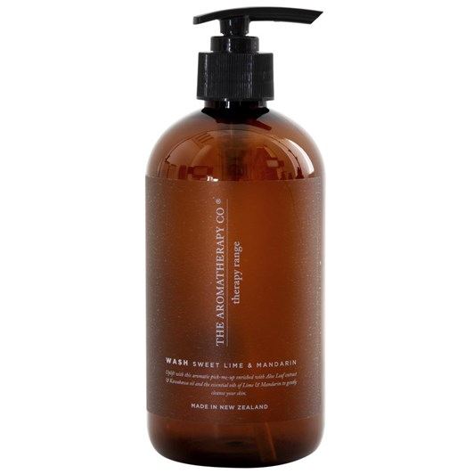 Therapy Hand and Body Wash 500ml Sweet Lime and Mandarin