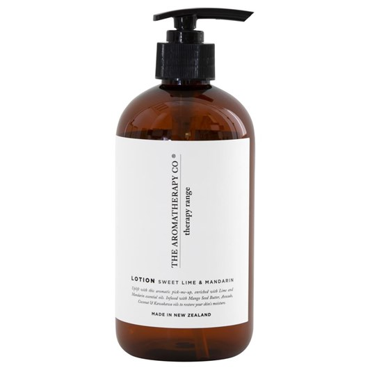 Therapy Hand and Body Lotion 500ml Sweet Lime and Mandarin