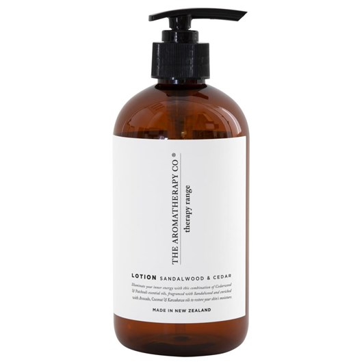 Therapy Hand and Body Lotion 500ml Sandalwood and Cedar