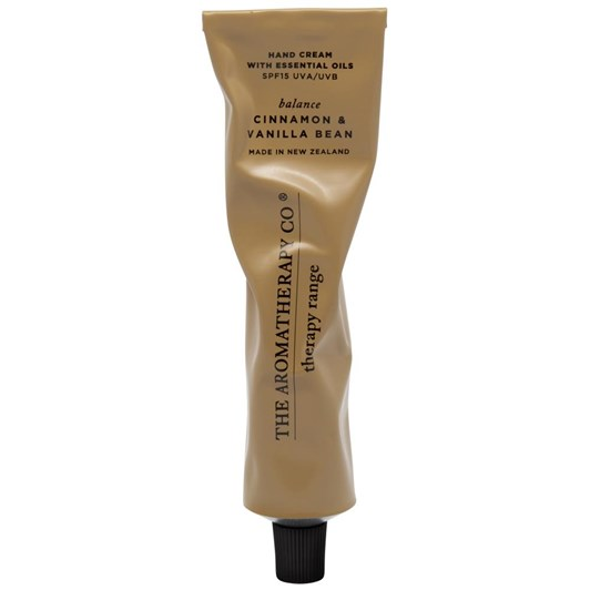 The Aromatherapy Co Therapy® Hand Cream Balance - Cinnamon & Vanilla Bean