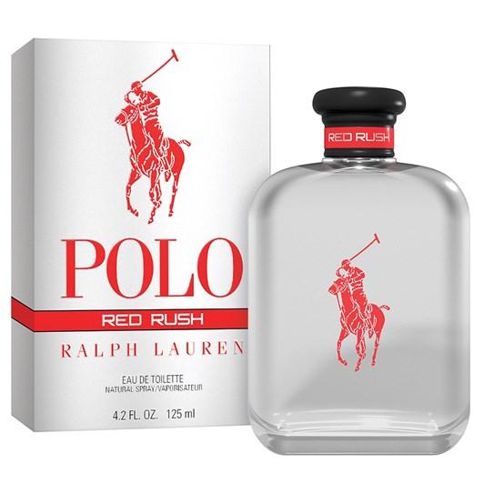 Ralph Lauren Polo Red Rush 125ml