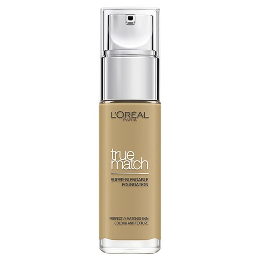 L'Oréal Paris True Match Liquid Foundation 6 W Golden Honey