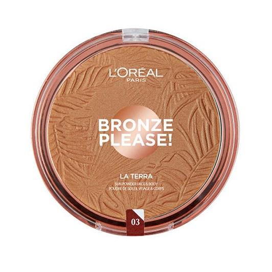 L'Oréal Paris La Terra Joli Bronze Bronzer - 03 Amalfimedio