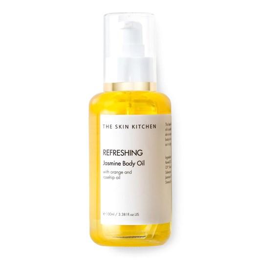 The Skin Kitchen Orange Jasmine Body Oil