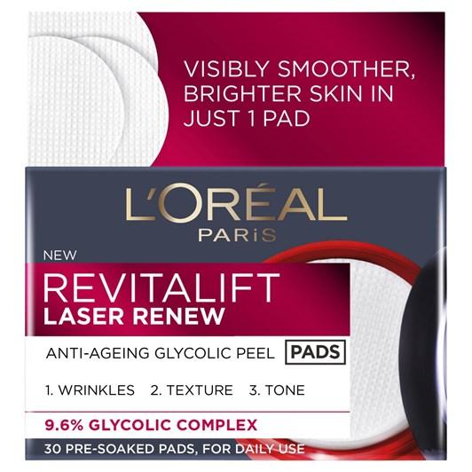 L'Oreal Revitalift Laser Pads Jar