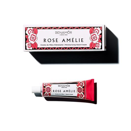 Benamor Rose Amélie Creme De Mãos Hand Cream 30ml
