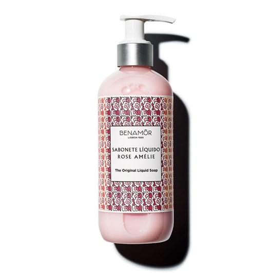 Benamor Rose Amélie Sabonete Liquido I The Original Liquido Soap 300ml